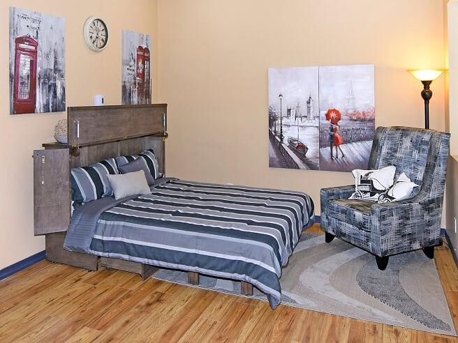 Stanley Cabinet Bed Splendid Furnishings
