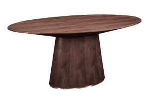 Otago Walnut Oval Dining Table