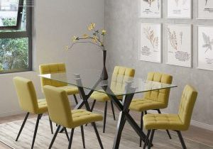 Stark-Suzette Pc Dining Set Package